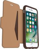Otterbox Strada Folio iPhone 7 hoesje Brown