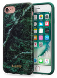 LAUT Huex iPhone 7/8 hoesje Marble Green