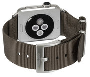 Incase Nylon Nato Watch strap 42 mm Anthracite