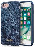 LAUT Huex iPhone 7/8 hoesje Marble Blue