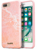 LAUT Huex iPhone 7 Plus hoes Marble Pink