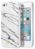LAUT Huex Marble iPhone SE/5S hoesje White