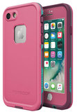LifeProof Fre iPhone 7 waterdicht hoesje Pink