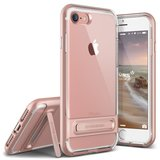 VRS Design Crystal Bumper iPhone 7 hoesje Rose Gold