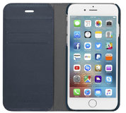 Pipetto Magnetic iPhone 7 Plus Wallet hoes Navy