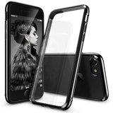 Ringke Fusion iPhone 7 hoesje Jet Black
