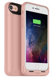 mophie Juice Pack Air iPhone 7 batterij hoesje Rose Goud