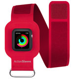 Twelve South ActionSleeve Watch 38 mm armband Red
