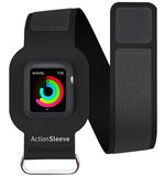 Twelve South ActionSleeve Watch 42 mm armband Black