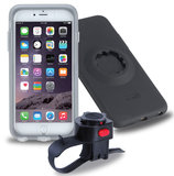 Tigra Bike Mountcase 2 iPhone SE 2020 / 8 / 7 fietshouder + rain guard