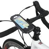 Tigra Bike Console iPhone 7 fietshouder Black