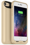 mophie Juice Pack Air iPhone 7 batterij hoesje Goud
