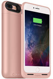 mophie Juice Pack Air iPhone 7 Plus batterij hoesje Rose Goud