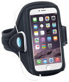 TuneBelt AB91 iPhone 6/7 Plus Sport Armband Zwart