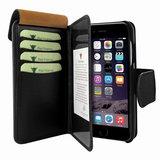 Piel Frama WalletMagnum iPhone 7 hoesje Zwart