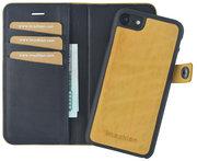 imoshion Leather 2 in 1 Wallet iPhone 7 hoesje Geel