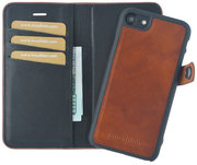 imoshion Leather 2 in 1 Wallet iPhone 7 hoesje Bruin