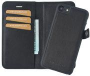imoshion Leather 2 in 1 Wallet iPhone 7 hoesje Zwart