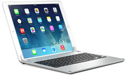 Brydge iPad Pro 12,9 inch Keyboard Zilver