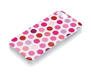 Gear4 Pinky Dots case iPhone 5 Pink