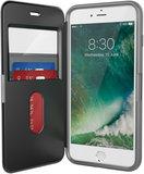 Peli Vault iPhone 7 Wallet hoesje zwart