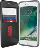 Peli Vault iPhone 7 Plus Wallet hoes Zwart