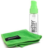 Mistify Natural Screen Cleaner + micro vezel doek