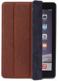 Decoded Leather Slim Cover iPad 2018 / 2017 hoes Bruin