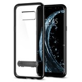 Spigen Ultra Hybrid S Galaxy S8 Plus hoes Jet Black
