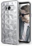 Ringke Air Prism Galaxy S8 hoesje Doorzichtig