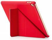 Pipetto Origami iPad 2018 / 2017 hoesje Rood