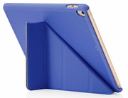 Pipetto Origami iPad 2018 / 2017 hoesje Blauw