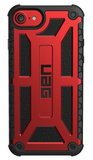 Urban Armor Gear Monarch iPhone 7 hoesje Rood