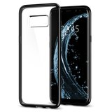 Spigen Ultra Hybrid Galaxy S8 Plus hoes Jet Black