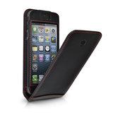 Beyzacases Flip case iPhone 5 Black