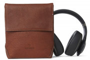Decoded Leather Travel Pouch Pouch Bruin