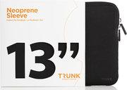 Trunk Neoprene Pro 13 inch 2016 sleeve Zwart