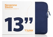 Trunk Neoprene Pro 13 inch 2016 sleeve Navy