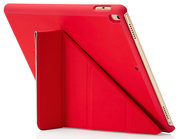 Pipetto Origami iPad Air 2019 / iPad Pro 10,5 inch hoesje Rood