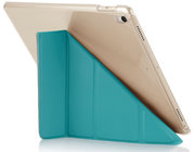 Pipetto Origami Luxe iPad Air 2019 / iPad Pro 10,5 inch hoes Turquoise