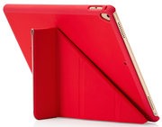 Pipetto Origami iPad Pro 12,9 inch 2017 hoes Rood