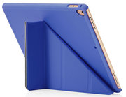 Pipetto Origami iPad Pro 12,9 inch 2017 hoes Blauw