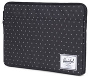 Herschel Supply Anchor 15 inch sleeve Gridlock Zwart