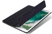 Decoded Leather Slim Cover iPad Pro 12,9 2017 hoes Zwart