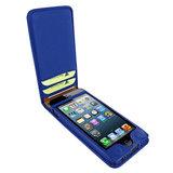 Piel Frama Magnetic iPhone SE/5S Blue