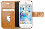 dbramante1928 Copenhagen iPhone SE/5S Wallet Tan