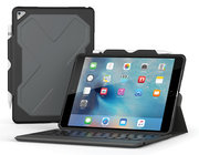 ZAGG Rugged iPad Pro 10,5 inch Keyboard hoes Zwart
