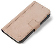 Decoded Leather Wallet iPhone X hoesje Naturel