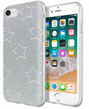 Incipio Design iPhone 8 hoesje Glitter Star