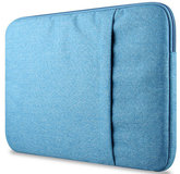 TechProtection 13 inch sleeve Blauw